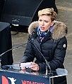 Scarlett Johansson at Women's March on Washington (cropped).jpg
