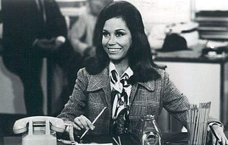 Mary Richards - Scene 1 from the Mary Tyler Moore Show 1977