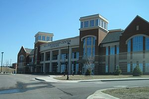 Lindenwood University - J. Scheidegger Center for the Arts