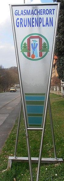Schild am Ortseingang Delligsen-Grünenplan.JPG