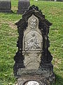 Schildecker (Illegible Daughter), Allegheny Cemetery, 2015-10-27, 01.jpg