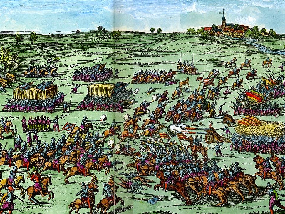 Schlacht von Zablat Hogenbersche Geschichtsblätter