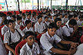 School Students - Sodepur 7450.JPG