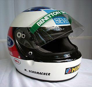 Schumi 1994 Helmet