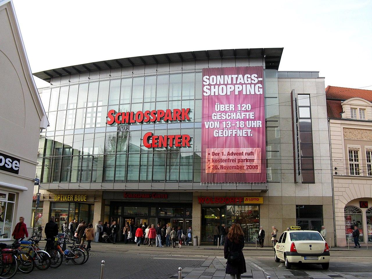 Schwerin Center