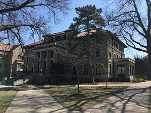 University of Missouri–Kansas City - Scofield Hall at UMKC
