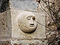 Sculpture sur la façade de l'ancienne chapelle de Liebvillers.jpg