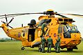 Sea King - VE Day Anniversary Aishow Duxford 2015 (18303890665).jpg
