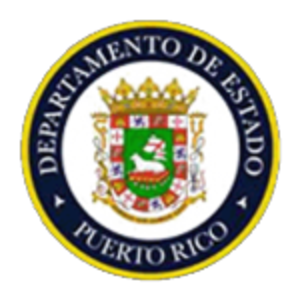 Puerto Rico Department of State - Image: Seal department of state of puerto rico