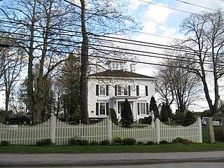 Capt. John P. Nichols House