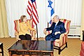 Secretary Clinton Meets With Israeli President (3582393409).jpg