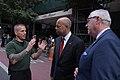 Secretary Johnson Visits Chelsea Bomb Site (29527462133).jpg
