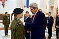 Secretary Kerry Presents a U.S. Medal to a Member of New Zealand's Armed Forces who Served Alongside American Troops (22769808258).jpg