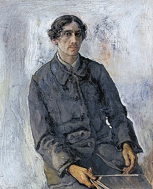 Isaak Brodsky - Self-portrait