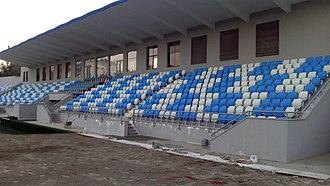 Selman Stërmasi Stadium - Image: Selman Stërmasi Stadium (2)