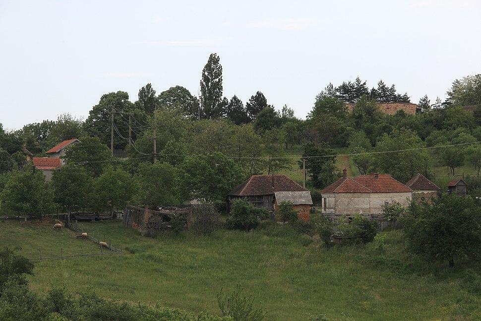 Selo Kotešica - opština Valjevo - zapadna Srbija - Panorama 10