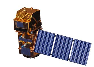Sentinel-2 - Model of a Sentinel 2 satellite
