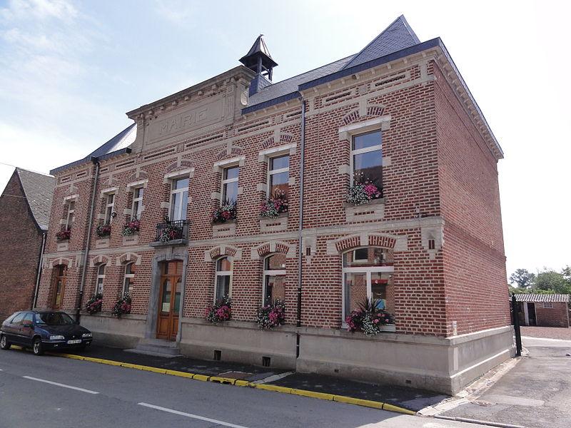 Sepmeries (Nord,Fr) mairie