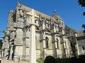 Serans (60), église Saint-Denis, vue depuis le sud-ouest 5.JPG