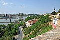 Serbia-0327 - Views form the Petrovaradin Fortress (7355249790).jpg