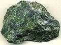Serpentinite (Thetford Mines Ophiolite Complex, Ordovician; Thetford Mines area, Quebec, Canada) (16754387848).jpg