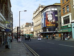 Shaftesbury Avenue (2007)