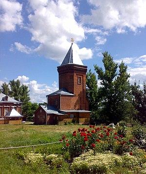 Shamordino Convent - Image: Shamordino bashnya
