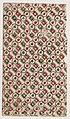 Sheet with overall pattern of circles and squares with lines through them Met DP886778.jpg