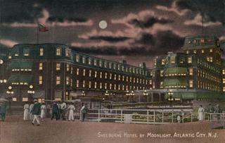 Shelburne Hotel (Atlantic City) United States historic place
