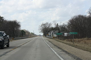 Shennington, Wisconsin Unincorporated community in Wisconsin, United States