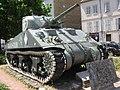 Sherman M4 1ère DB, Dij - 25.jpg