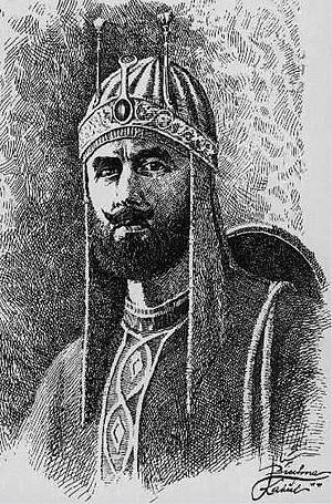 Hindal Mirza - Sher Shah Suri, the usurper to the rule of Emperor Humayun