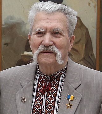 Levko Lukyanenko - Levko Lukyanenko in 2016