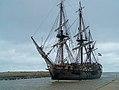 Ship coming into Yarmouth.jpg