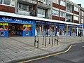 Shops, Queensway, Petts Wood - geograph.org.uk - 1135929.jpg