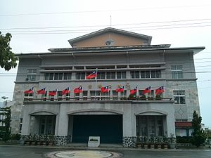 Shoufeng - Shoufeng Township Office