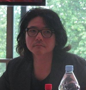 Shunji Iwai - Iwai at the 2015 Annecy International Animated Film Festival