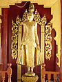 Shwezigon, Standing Buddha, Pagan 0212.jpg