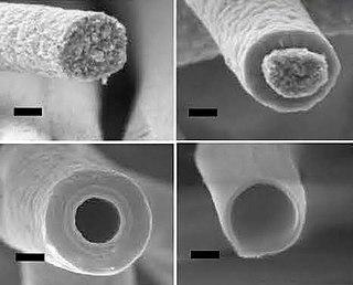 Silicon nanotube