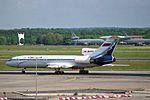 Siberia Airlines Tupolev Tu-154M RA-85705 (27010634455).jpg