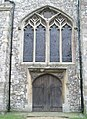 Side door of St John the Baptist, Westbourne - geograph.org.uk - 1146809.jpg
