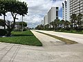 Side path of A1A in Boca Raton 1.jpg
