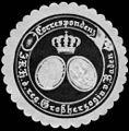 Siegelmarke Correspondenz Ihrer Königlichen Hoheit der regierenden Großherzogin von Baden W0245714.jpg