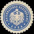 Siegelmarke K. Bezirksamt Edea W0337615.jpg