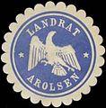 Siegelmarke Landrat Arolsen W0363415.jpg