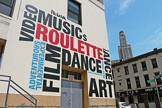 Roulette Intermedium non-profit organisation in the USA