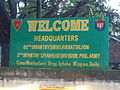 Sign for Camp Monteclaro Miagao Iloilo.JPG