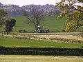 Silage making at Bredicot. - geograph.org.uk - 9063.jpg