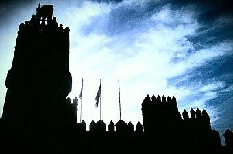 Silueta del Castillo de San Marcos. 01.jpg