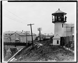 John Brooks (writer) - Sing Sing Prison old cell block housed Richard Whitney, former President of New York Stock Exchange, profiled in author John Brooks's Once in Golconda